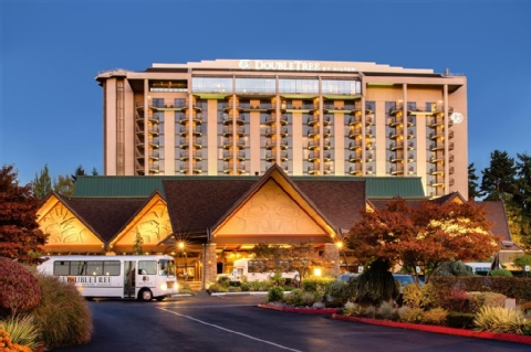 Doubletree by Hilton Seattle Airport, WA 98188 near Seattle-tacoma International Airport View Point 54