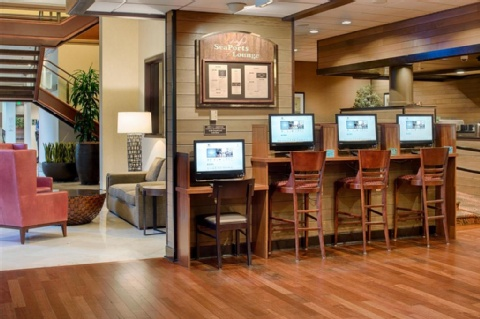 Doubletree by Hilton Seattle Airport, WA 98188 near Seattle-tacoma International Airport View Point 45