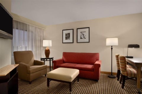 Embassy Suites by Hilton Detroit Metro Airport, MI 48174 near Detroit Metropolitan Wayne County Airport View Point 9
