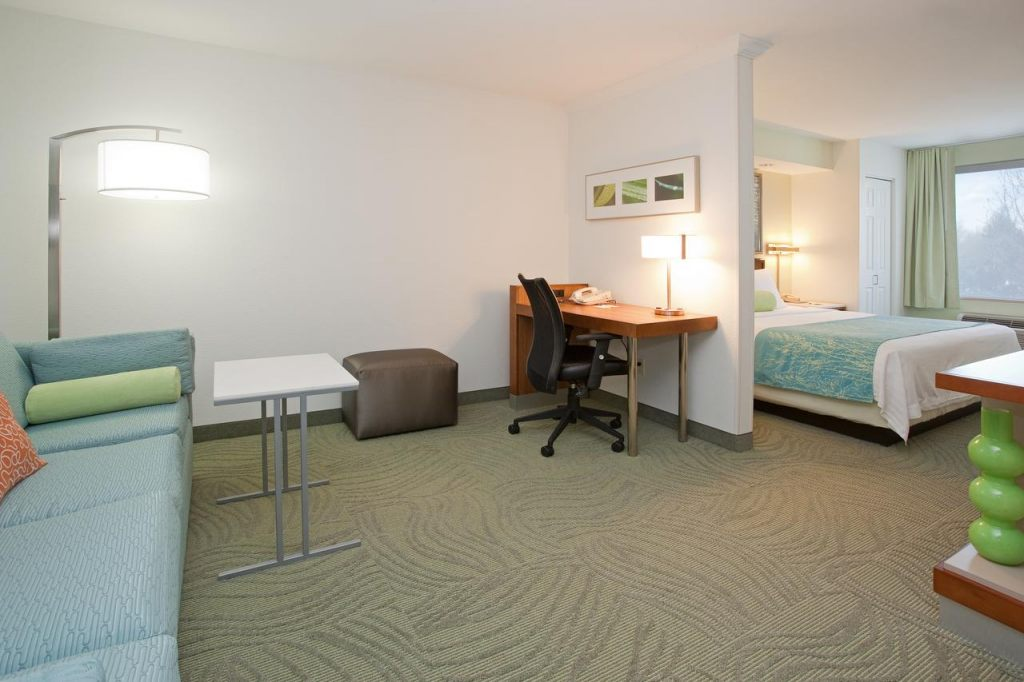 SpringHill Suites by Marriott Portland Airport, OR 97220 near Portland International Airport View Point 2