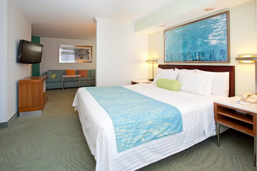 SpringHill Suites by Marriott Portland Airport, OR 97220 near Portland International Airport View Point 5