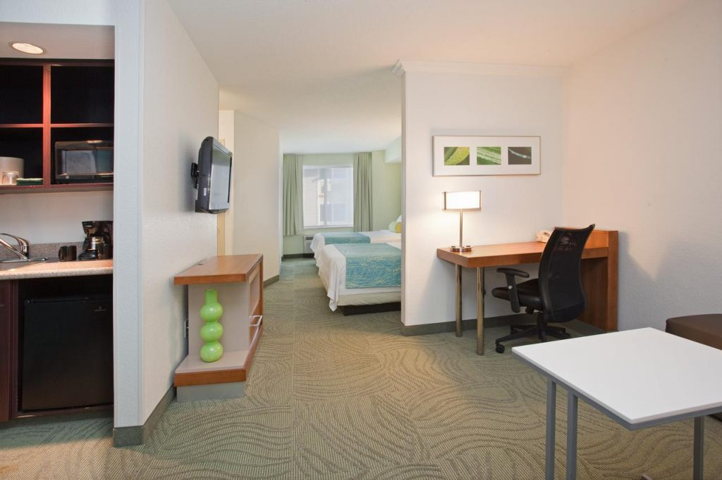 SpringHill Suites by Marriott Portland Airport, OR 97220 near Portland International Airport View Point 4