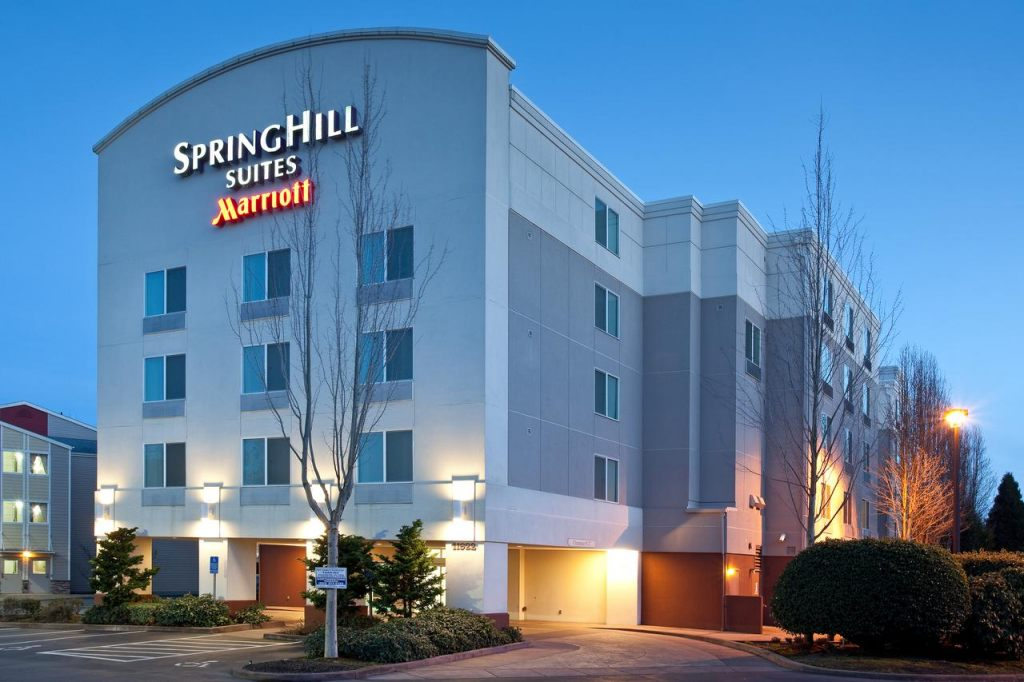 SpringHill Suites by Marriott Portland Airport