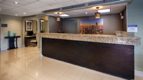 Best Western O'Hare North/Elk Grove Hotel, IL 60007-1624 near Ohare International Airport View Point 7