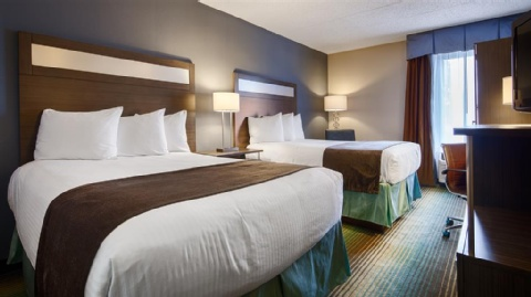Best Western O'Hare North/Elk Grove Hotel, IL 60007-1624 near Ohare International Airport View Point 3