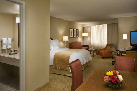 Toronto Airport Marriott Hotel, ON M9W1J5 near Toronto Pearson International Airport View Point 16