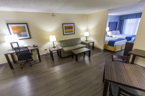 Holiday Inn Express & Suites Austin Airport, TX 78741 near Austin-bergstrom International Airport View Point 18