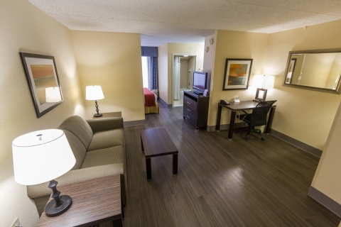 Holiday Inn Express & Suites Austin Airport, TX 78741 near Austin-bergstrom International Airport View Point 8