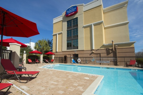 Fairfield Inn & Suites by Marriott Charleston Airport/Convention Center, SC 29418