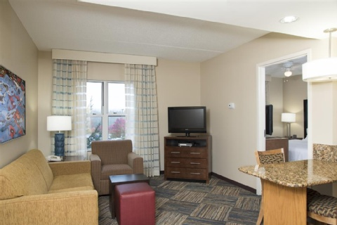 Homewood Suites by Hilton Columbus/Airport, OH 43219 near Port Columbus International Airport View Point 12