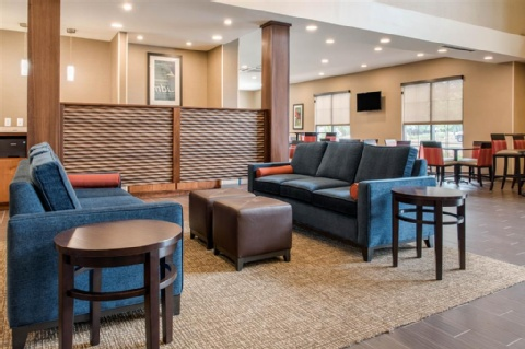 Comfort Suites Columbus Airport, OH 43219 near Port Columbus International Airport View Point 21