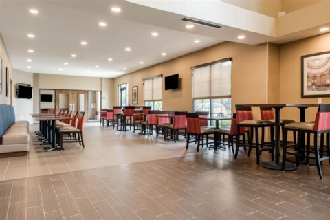 Comfort Suites Columbus Airport, OH 43219 near Port Columbus International Airport View Point 16
