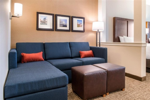 Comfort Suites Columbus Airport, OH 43219 near Port Columbus International Airport View Point 9