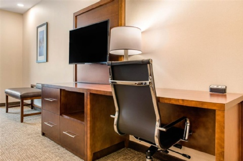 Comfort Suites Columbus Airport, OH 43219 near Port Columbus International Airport View Point 8