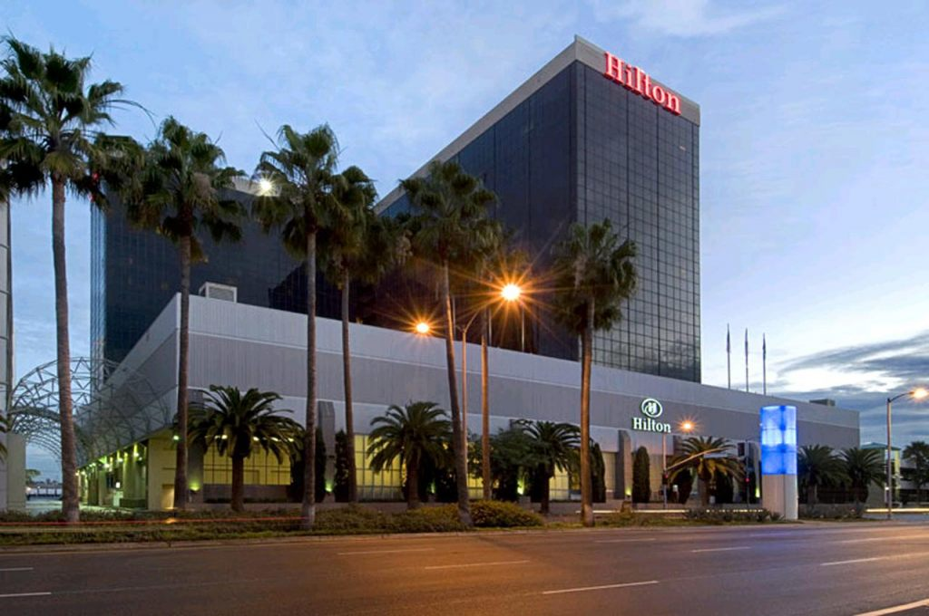 Hilton Los Angeles Airport, CA 90045