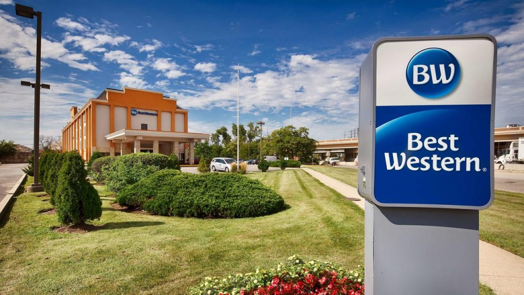 Best Western O'Hare North/Elk Grove Hotel, IL 60007-1624