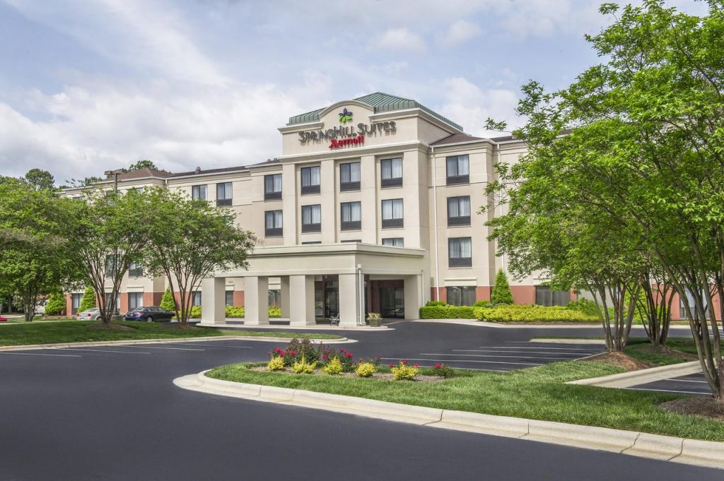 SpringHill Suites by Marriott Raleigh-Durham Airport/Research Triangle Park, NC 27703 near Raleigh-durham International Airport View Point 1