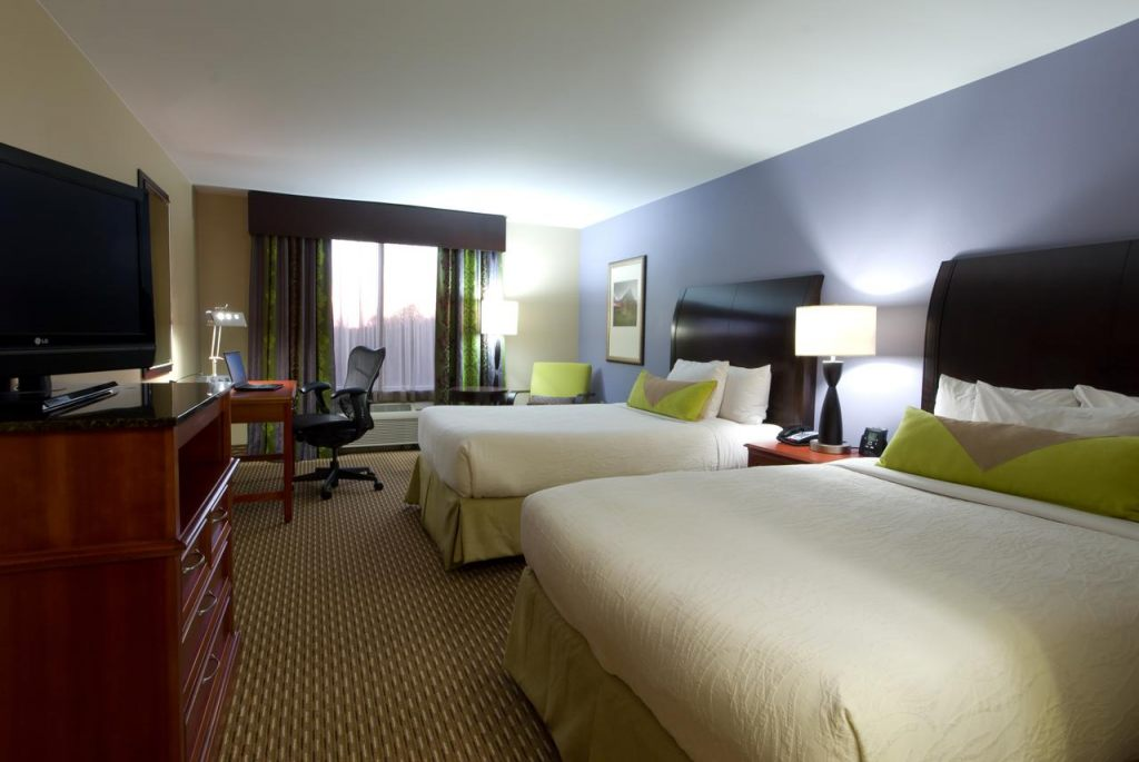 Hilton Garden Inn Raleigh-Durham Airport, NC 27560 near Raleigh-durham International Airport View Point 4