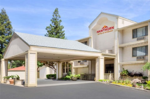 Hawthorn Suites by Wyndham Sacramento, CA 95814 near Sacramento International Airport View Point 1
