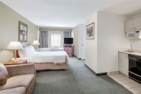 Hawthorn Suites by Wyndham Sacramento, CA 95814 near Sacramento International Airport View Point 9