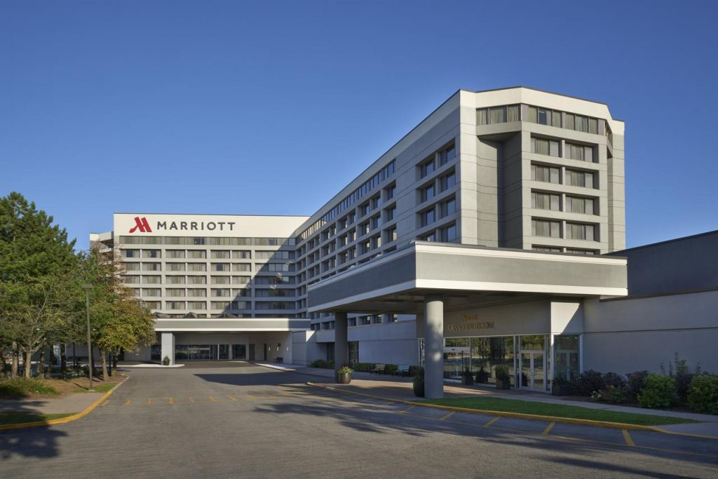 TORONTO AIRPORT MARRIOTT HOTEL, ON M9W1J5