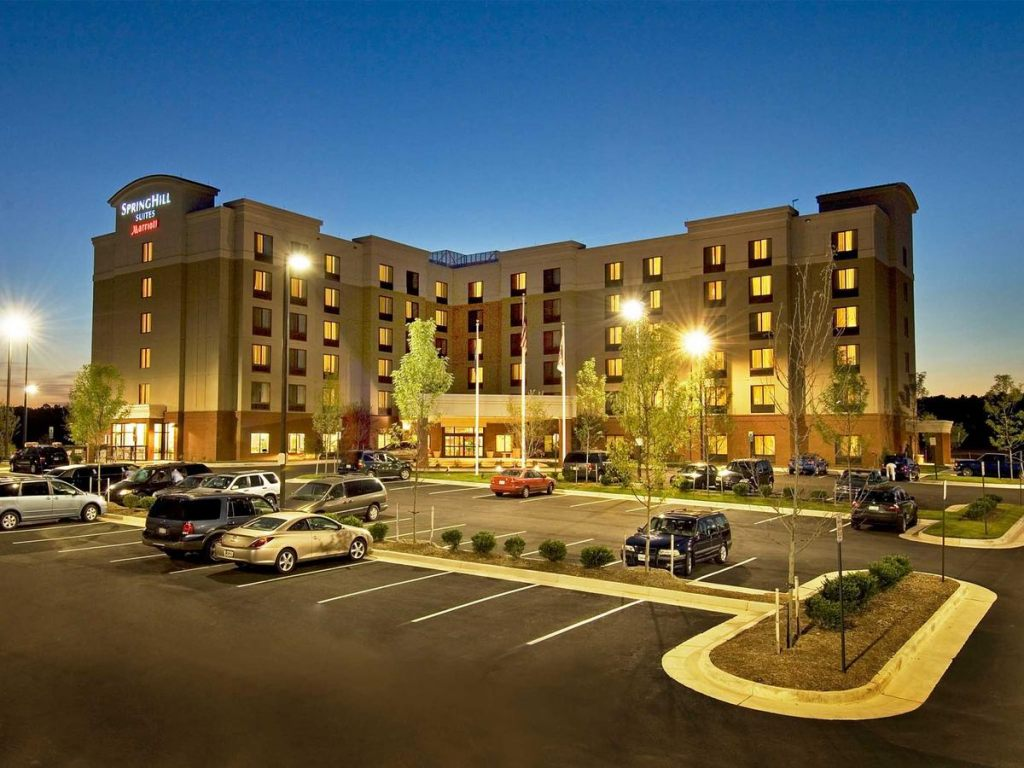 SpringHill Suites by Marriott Dulles Airport, VA 20166 near Washington Dulles International Airport View Point 1