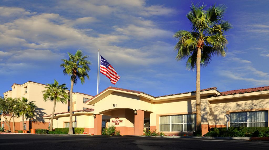 Residence Inn Phoenix Airport, AZ 85008 near Sky Harbor International Airport View Point 1