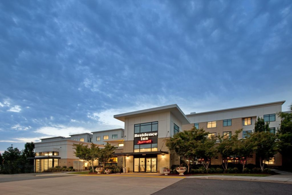 Residence Inn by Marriott Portland Airport at Cascade Station, OR 97220 near Portland International Airport View Point 1