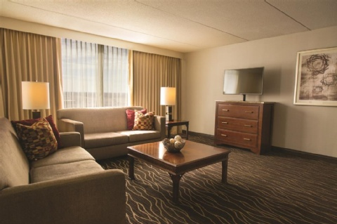 Hilton Kansas City Airport, MO 64153 near Kansas City International Airport View Point 7