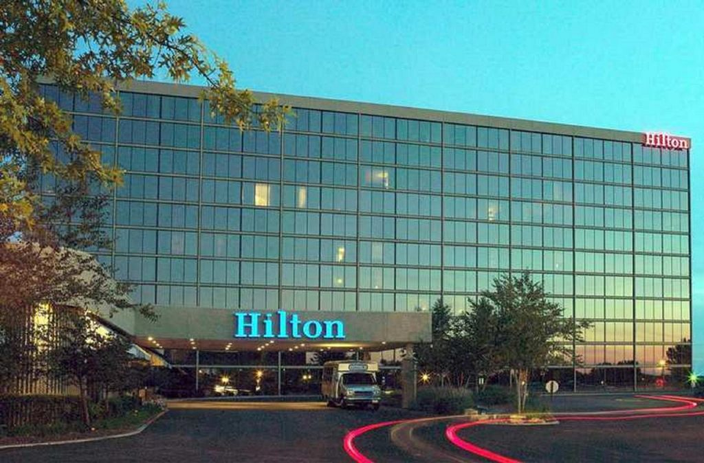 Hilton Kansas City Airport, MO 64153 near Kansas City International Airport View Point 1