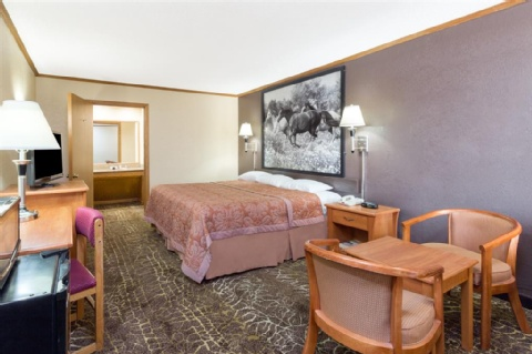 Super 8 by Wyndham Kansas City Airport, MO 64153 near Kansas City International Airport View Point 5