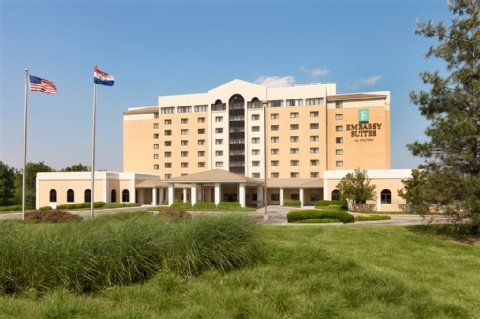 Embassy Suites by Hilton Kansas City International Airport, MO 64153 near Kansas City International Airport View Point 1