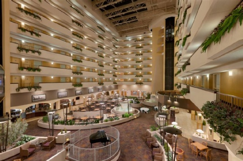Embassy Suites by Hilton Kansas City International Airport, MO 64153 near Kansas City International Airport View Point 33