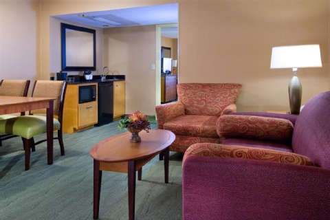 Embassy Suites by Hilton Kansas City International Airport, MO 64153 near Kansas City International Airport View Point 21