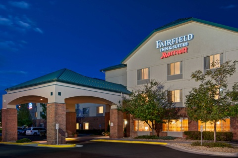 Fairfield Inn & Suites by Marriott Denver Airport