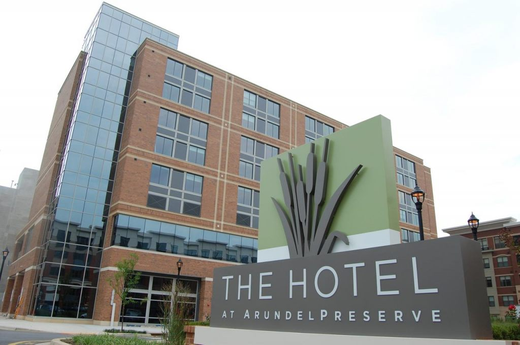 The Hotel at Arundel Preserve, MD 21076 near Baltimore-washington International Thurgood Marshall Airport View Point 1