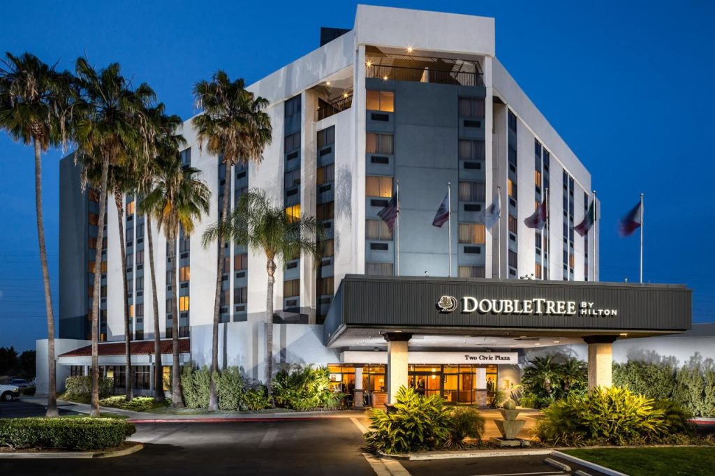 DoubleTree by Hilton Hotel Carson, CA 90745-2231 near Long Beach Airport View Point 1