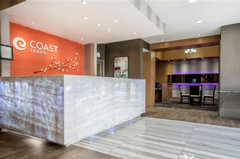 Coast Vancouver Airport Hotel, BC V6P 6L6 near Vancouver International Airport View Point 21