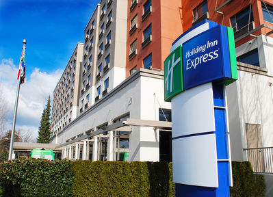 Holiday Inn Express Vancouver Airport, BC V6X 1S3 near Vancouver International Airport View Point 17