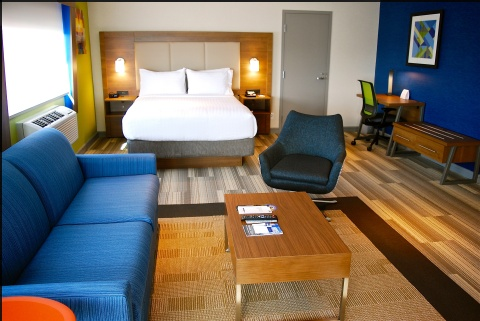 Holiday Inn Express Vancouver Airport, BC V6X 1S3 near Vancouver International Airport View Point 11