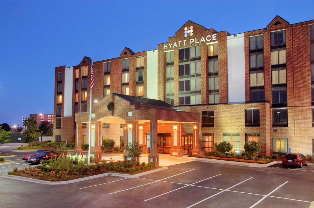 Hyatt Place Chantilly/Dulles Airport-South, VA 20151 near Washington Dulles International Airport View Point 1