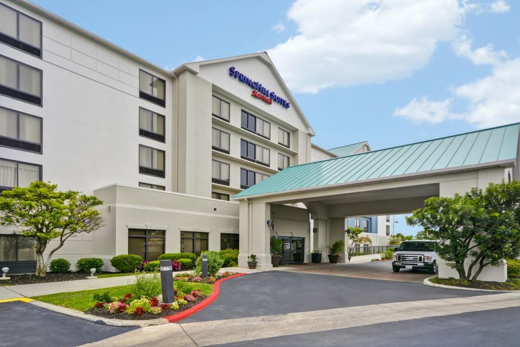 SpringHill Suites by Marriott San Antonio Medical Center/Northwest, TX 78201 near San Antonio International Airport View Point 1