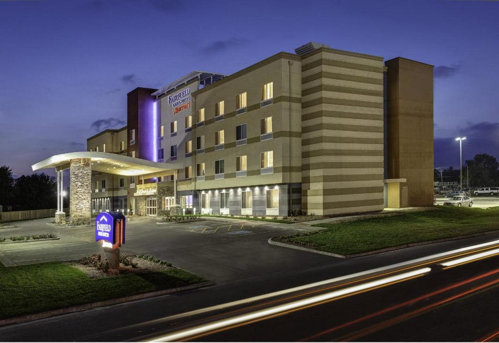 Fairfield Inn & Suites Columbus Airport, OH 43219 near Port Columbus International Airport View Point 1