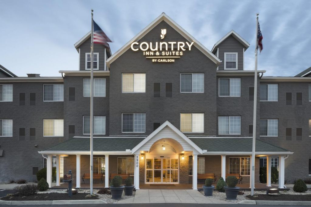 Country Inn & Suites by Radisson, Columbus Airport, OH 43219 near Port Columbus International Airport View Point 1