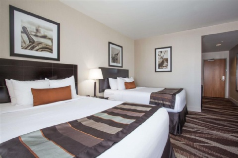 Wingate by Wyndham Edmonton Airport, AB T9E 8A5 near Edmonton International Airport View Point 9