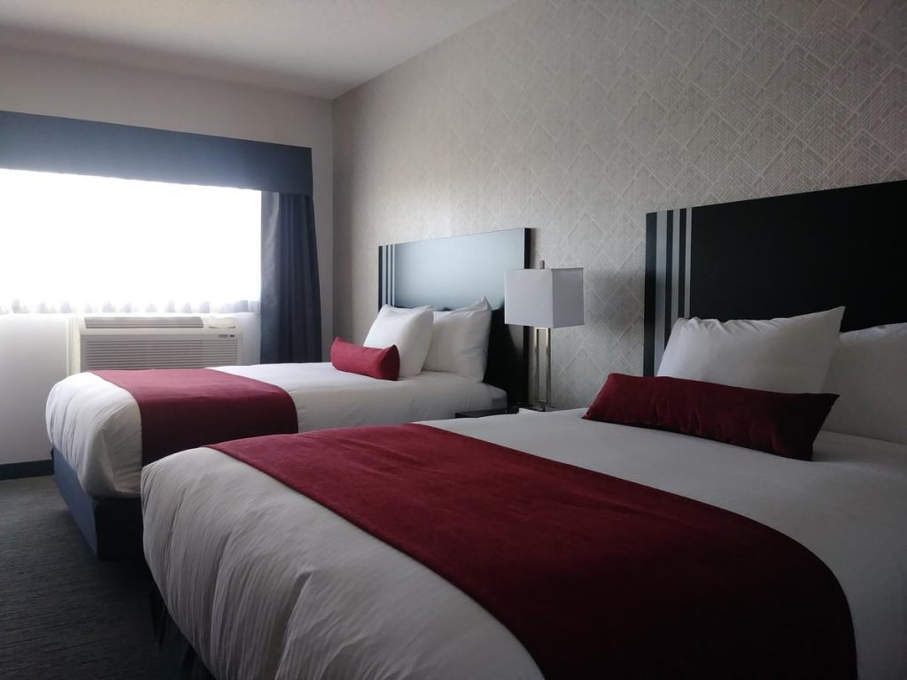 Paradise Inn & Suites Signature Leduc/Edmonton Airport, AB T9E 8A5 near Edmonton International Airport View Point 9