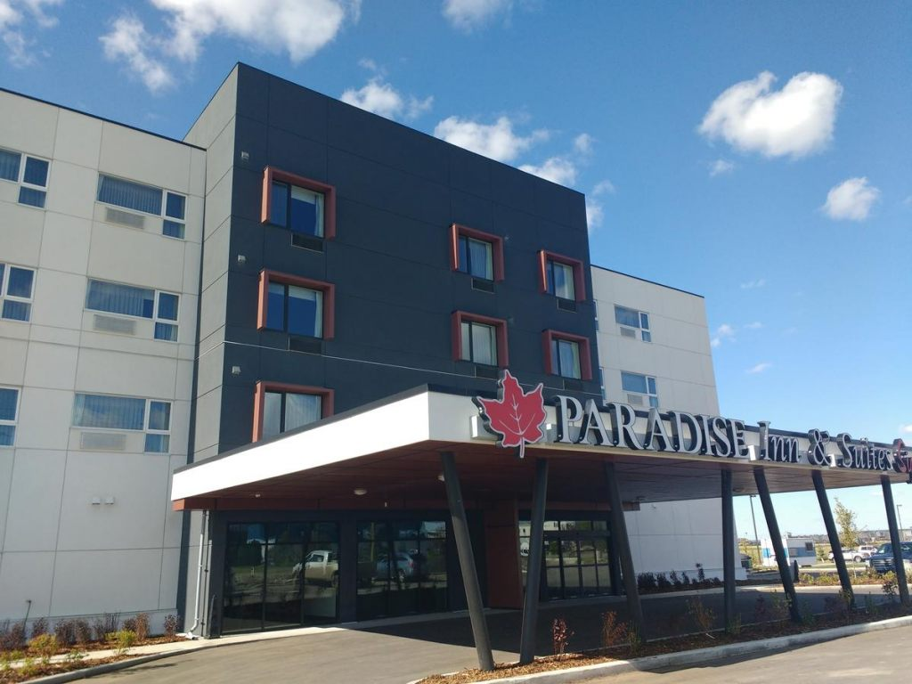 Paradise Inn & Suites Signature Leduc/Edmonton Airport, AB T9E 8A5 near Edmonton International Airport View Point 1