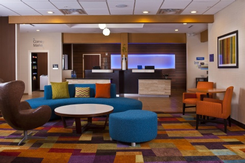 Fairfield Inn & Suites by Marriott Houston Hobby Airport, TX 77017 near William P. Hobby Airport View Point 9