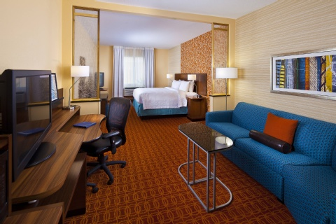 Fairfield Inn & Suites by Marriott Houston Hobby Airport, TX 77017 near William P. Hobby Airport View Point 2
