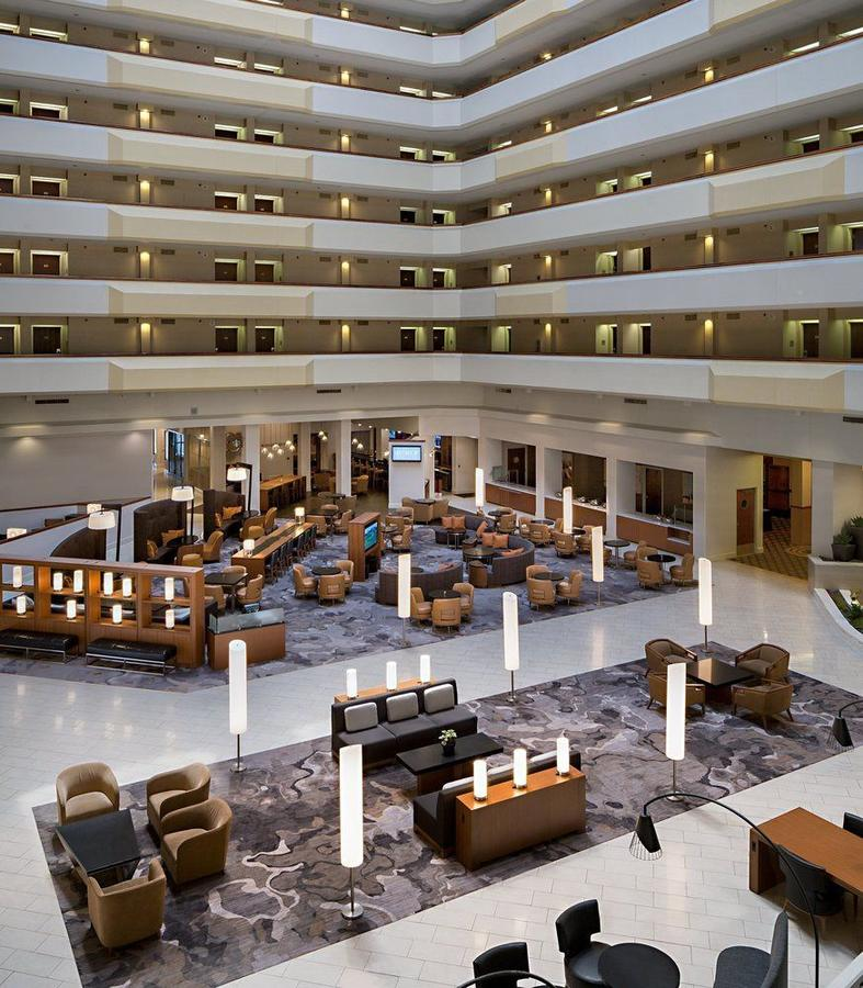 Houston Marriott South at Hobby Airport, TX 77017